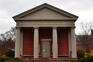 Fluvanna County Courthouse